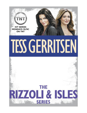 The Rizzoli   Isles Series 10 Book Bundle PDF