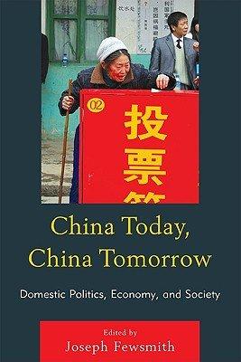 China Today  China Tomorrow PDF