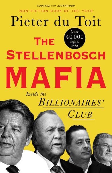 Download The Stellenbosch Mafia Book