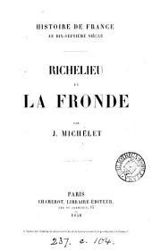 Histoire de France: Volume12