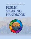 Public Speaking Handbook Book PDF
