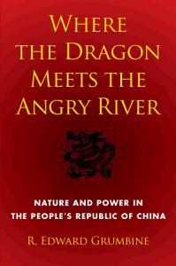 Where the Dragon Meets the Angry River Book