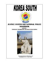 Korea, South Justice System and National Police Handbook