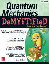 Quantum Mechanics Demystified, 2nd Edition: Edition 2