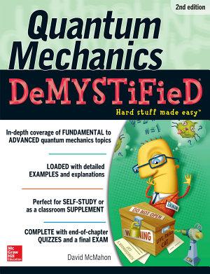 Quantum Mechanics Demystified  2nd Edition PDF