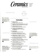 Ceramics Monthly PDF