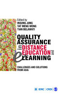 Quality Assurance in Distance Education and E learning PDF