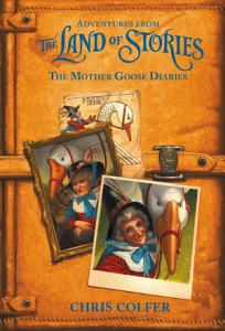 Adventures from the Land of Stories  The Mother Goose Diaries Book