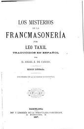 Los misterios de la francmasonería