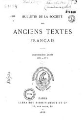 Notice du ms 770 de la bibliothèque municipale de Lyon renfermant un recueil des vies de saints en prose française