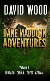 The Dane Maddock Adventures: Volume 1