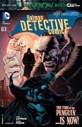 Detective Comics (2011- ) #13