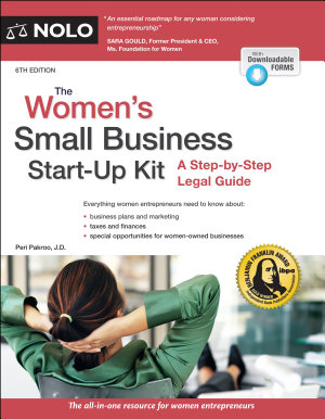 The Women s Small Business Start Up Kit PDF