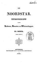 De Noordstar: tijdschrift voor letteren, kunsten en wetenschappen, Volume 2