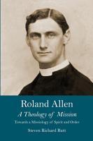 Roland Allen II PDF