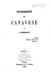 Passeggiate nel Canavese: Volume 1