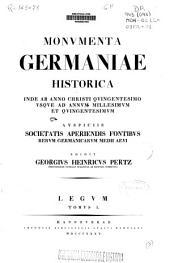 Capitularia regum Francorum