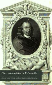 Œuvres completes de P. Corneille