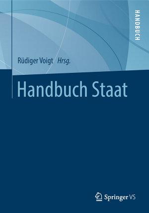 Handbuch Staat PDF