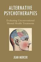 Alternative Psychotherapies PDF