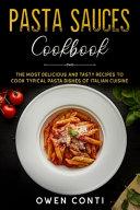 Pasta Sauces Cookbook PDF