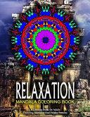 Download Relaxation Mandala Coloring Book   Vol 14  Relaxation Coloring Books for Adults Book