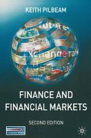 Finance and Financial Markets PDF