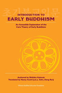 Introduction to Early Buddhism PDF