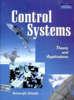 Control Systems  Theory And Applications PDF