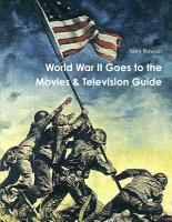 WOrld War II Goes to the Movies   Television Guide PDF