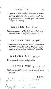 A Philosophical Survey of the South of Ireland: In a Series of Letters to John Watkinson, M.D.
