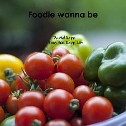 Foodie Wanna Be Book PDF