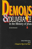 Demons and Deliverance Book
