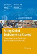 Facing Global Environmental Change