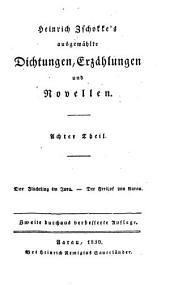 Ausgewählte Dichtungen, Erzählungen und Novellen: ¬Der Flüchtling im Jura. Der Freihof von Aarau, Band 8