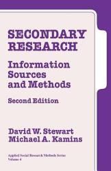 Secondary Research Book PDF