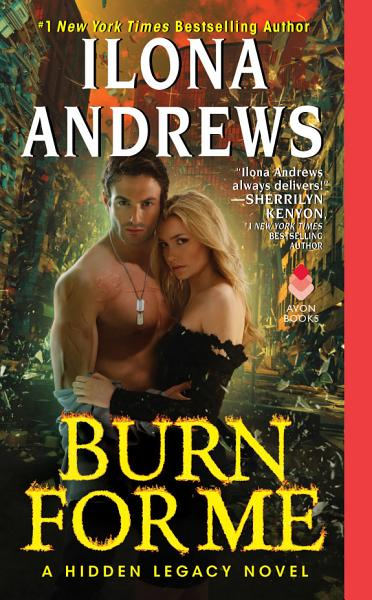 Download Burn for Me Book