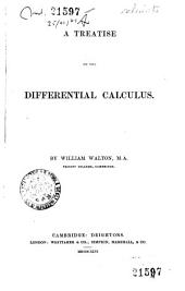 A Treatise on the Differential Calculus