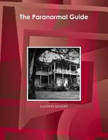 The Paranormal Guide PDF