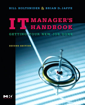 IT Manager s Handbook PDF
