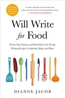 Will Write for Food PDF