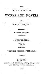 The first volume of Percival