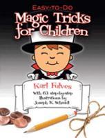 Easy to Do Magic Tricks for Children PDF