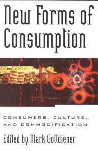 New Forms of Consumption PDF