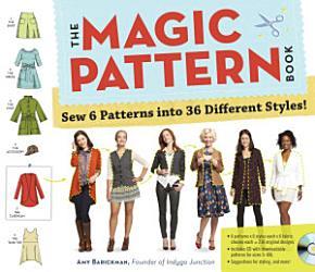 The Magic Pattern Book Book PDF