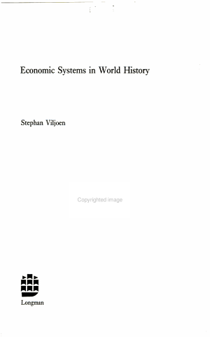 Economic Systems in World History PDF