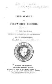 Rushworth Gospels