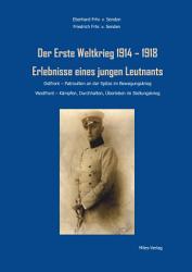 Der Erste Weltkrieg 1914   1918 PDF