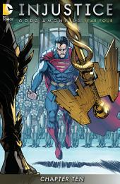 Injustice: Gods Among Us: Year Four (2015-) #10