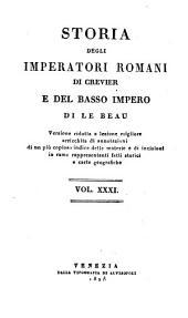 Storia Degli Imperatori Romani